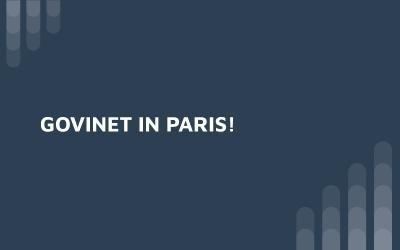 GOVINET IN PARIS!