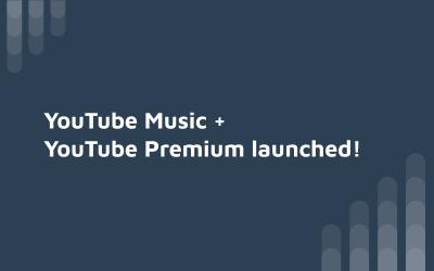 YouTube Music + YouTube Premium