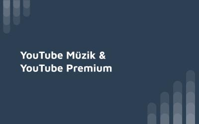 YouTube Müzik + YouTube Premium
